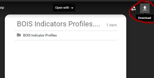 Download Profiles